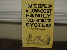 How to Develop a Low-Cost Family Food-Storage System by Anita Evangelista...