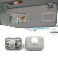 Car Interior Sun Visor Clip Holder Hook Stand For Audi A1 A3 A4 A5 Q3 Q5 TT RS1