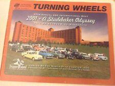 Turning Wheels Studebaker Magazine 37th Annual SDC may 2001 062117nonrh