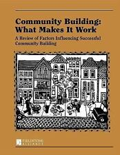 Community Building : A Literature Review of Factors Influencing Successful...