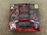 **THICK 2018 Goodwin Champions HOBBY Hot Pack Relic Auto Patch Lenticular Art**