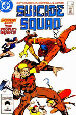 DC comics Suicide Squad vol. 1 issue 7