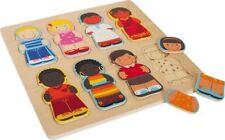 Puzzles et casse-tête à 2 ans