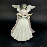 Lladro Figurine ANGEL CHRISTMAS TREE TOPPER #5831 Retired EUC