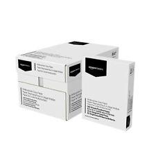 Case Copy Printer Printing Paper 8 1/2 x 11 Letter Size - 10 Reams 5000 Sheets