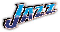 Utah Jazz NBA Basketball Slogan Logo Car Bumper Sticker  - 3'', 5'', 6'' or 8''