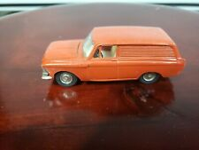 RARE VINTAGE model CAR USSR Moskvitch 433 -A5 -Festival 1985 Moscow -1:43 TOY