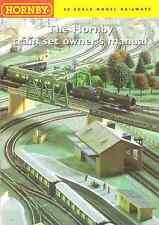 HORNBY TRAIN SET OWNER'S MANUAL Ex TRAIN SET BIN £2.99  TYPE C