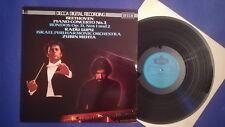 N269 Beethoven Piano Concerto No 3 Lupu Mehta DECCA SXDL 7507