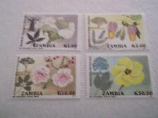 1991 Zambia Flowering Trees u/m Mi.587/90, Z44