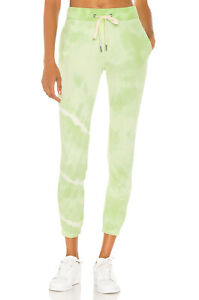 N:PHILANTHROPY NWT $188 Green Tie-Dye Night Jogger Drawstring Sweatpants Sz L