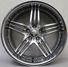 20 inch Aftermarket modular alloy wheels to fit Mercedes Benz AMG in wide pack
