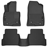 Husky Liner 99791 WeatherBeater Front & 2nd Seat Floor Liners For Mazda 6