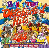 BALLERMANN OKTOBERFEST HITS 2018  3 CD NEU