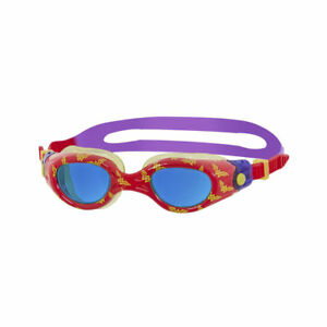 Zoggs Justice League Wonder Woman Baby Toddler Kids Swimming Goggles 1-6 years