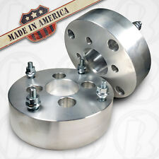 """2 pc. 4x4 (4x101.6mm) to 4x110 Wheel Adapters/Spacers 2"""" Thick for Kawasaki ATV"""