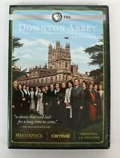 Downton Abbey Season 4 - 3 Disc Set 2014 DVD New Factory Sealed
