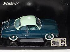 (W) SOLIDO 1/18 VW VOLKSWAGEN KARMAN GHIA - 8061 mint boxed