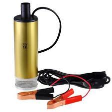 12v Dc Bomba Inyectora líquido gasóleo Universal reabastecimiento Sumergible