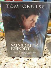 Minority Report (Dvd) Tom Cruise