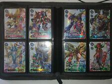 More details for digimon card game campaign rare full set  bt7 next adventure japanese bundle lot
