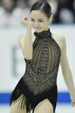 Custom ice skating dress Fashion figure Skating Dresses For Adults or Girls A957