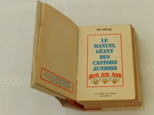 MANUEL GEANT DES CASTORS JUNIORS