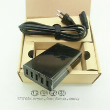 40W 5-Port USB Charger 5V 8A Multi for 12W iPad iPhone 10W Android