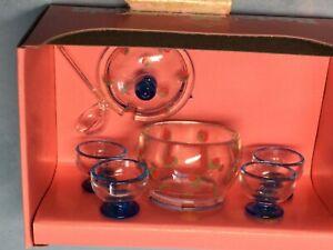 Vintage Bodo Hennig Desert Set.....original box, never displayed....Germany