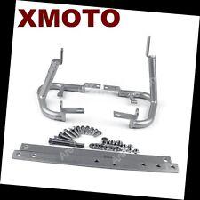 Motorcycle Crash Bars Protection For Bmw K 1600 K1600Gtl 2011-2014 Silver