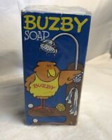Buzby - Vintage Fine Quality Soap - Good Condition BOXED NEW SEALED