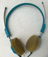 Vintage Piedmont Airlines Headphones