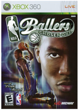 Xbox 360 NBA Ballers Chosen One  **New & Sealed** Official UK Stock