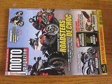 $$$ Revue Moto Magazine N°265 WakanFreinageKawa 650 VersysHonda VTX 1300