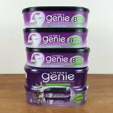 5-Pack Litter Genie Cat Litter Disposal System Refill Cartridges