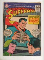 Superman #98 DC 1955 VG+ 4.5 Nice! Lois, Clark & Superman Cover! Nice Pages!