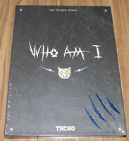 TRCNG WHO AM I 1st Single Album K-POP CD + PHOTOCARD + POSTER IN TUBE CASE NEW