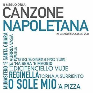 IL MEGLIO DELLA CANZONE NAPOLETANA - 2CD NUOVO SIGILLATO RARO FRED BONGUSTO