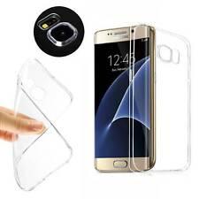 COVER Custodia Morbida TRASPARENTE GEL Silicone per Samsung Galaxy S7 G930
