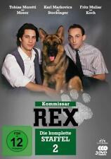 Kommissar Rex - Die komplette 2. Staffel, 3 DVD Box NEU + OVP!