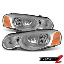 2004-2006 Chrysler Sebring Convertible Sedan OE Style Front Headlights Headlamps