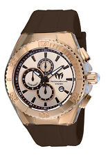TechnoMarine TM-115217 Cruise Star Rose Gold 46mm Watch