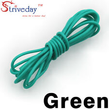 1 meters Green 30AWG Flexible Silicone Wire Outer Diameter 1.2mm DIY Cable line