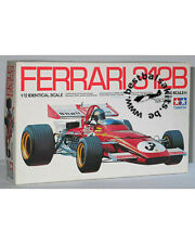 TAMIYA 1/12 BIG SCALE FERRARI 312B 12007 ICKX ANDRETTI EXCELLENT BOX & DECALS
