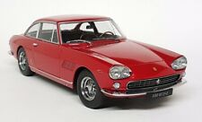 KK 1/18 Scale - Ferrari 330 GT 2+2 1964 Rosso Red Diecast Model Car