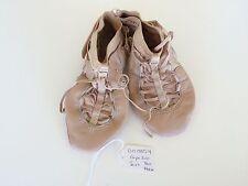Dance Jazz Shoes Capezio Frizzion Tan Slip on Size Adult Petite
