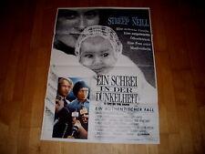 Kinoplakat :  Ein Schrei in der dunkelheit  MERYL STREEP+SAM NEILL