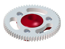Lynx Blade MCP X BL Red 64T Ultra Main Gear Hub Combo LX0646