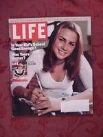 LIFE magazine September 1999 Sept Sep 99 SCHOOLS HUDSON RIVER +++