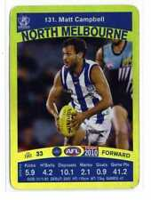2010 Teamcoach GOLD (131) Matt CAMPBELL North Melbourne